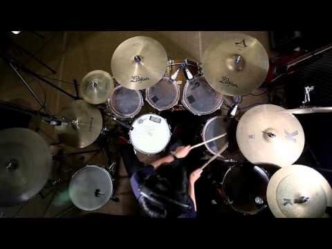 Jazz Funk Soul - Adrenaline Drum Cover by Kevin Dwi