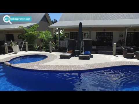 Seychelles #1 of top guest house on La Digue - Cabanes des Anges