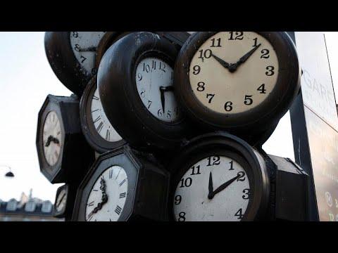 L'UE propose la fin du changement d'heure