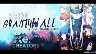 34 Gravitywall 34 English Re Creators Op1 Feat Rachellular