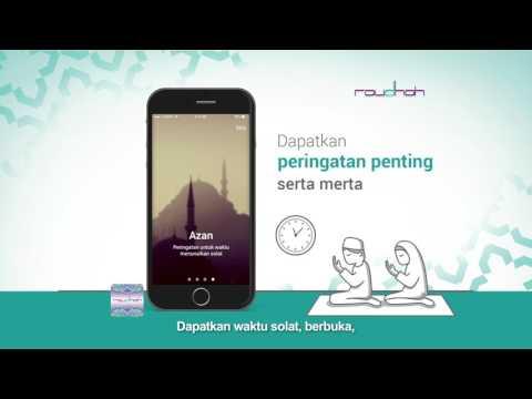 Raudhah - Azan, Qiblat, & Prayer Times thumb