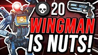 DIZZY - POPPING OFF WITH THE WINGMAN
