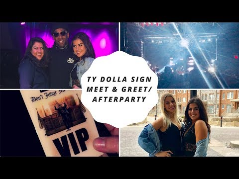 WE MET TY DOLLA SIGN & WENT TO HIS AFTER PARTY *not Clickbait*