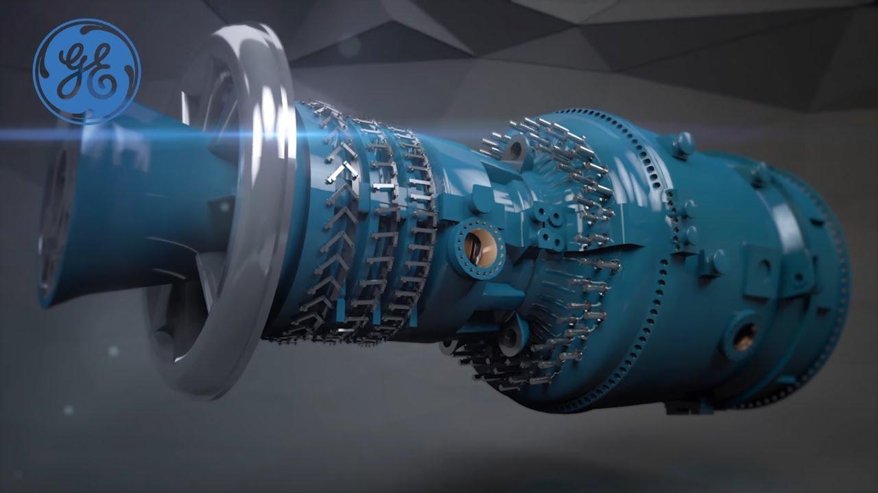 GE's GT13E2 Gas Turbine | Gas Power Generation | GE Power