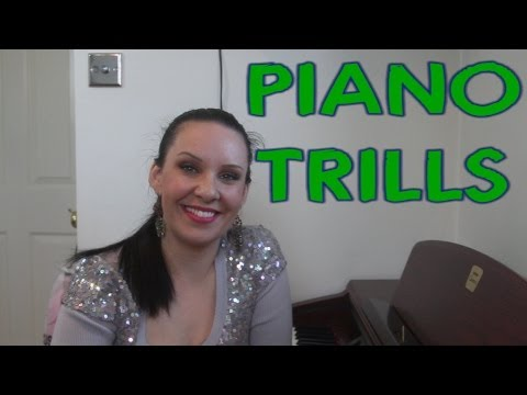 How To Trill on the Piano