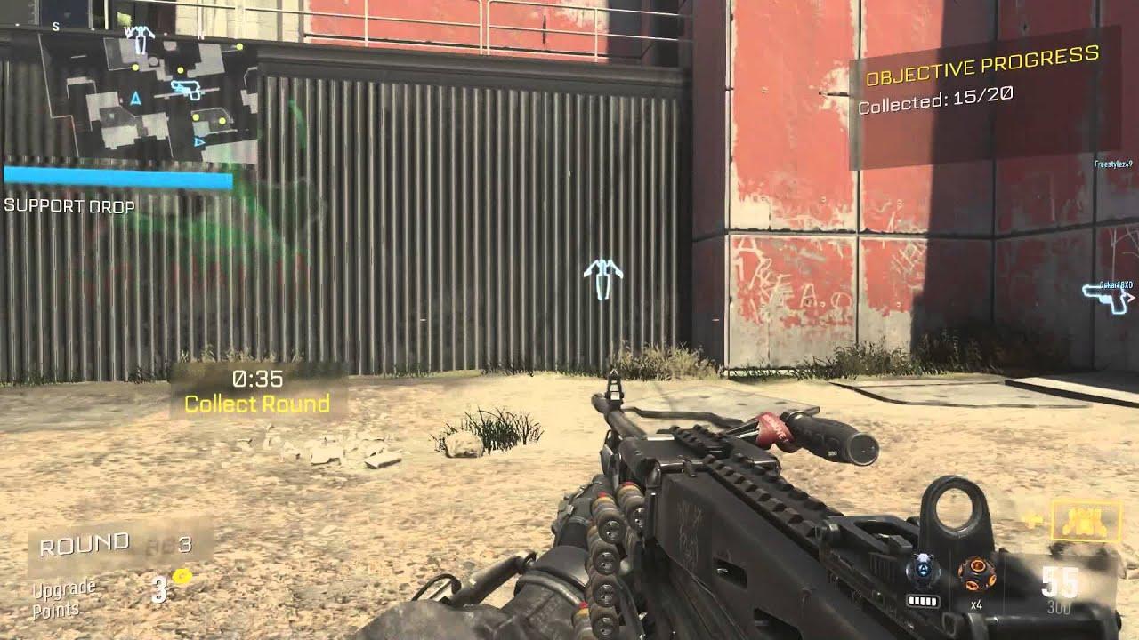 call of duty advanced warfare exo survival mode
