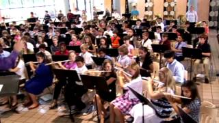 Meet the Flintstones - Hamilton Middle School Beginner Band