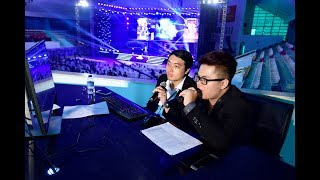 RoS World Championship: Group Stage | Caster Vic Max | Vietnamese Broadcast