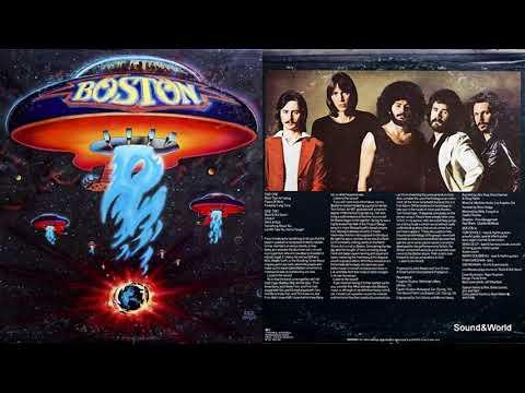 Boston – Boston (Vinyl, LP, Album) 1976.