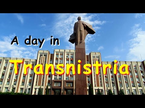 TRANSNISTRIA: Tiraspol the capital - Part 2