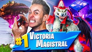 **TEMPORADA 6** MI PRIMERA VICTORIA | Fortnite: Battle Royale - TheGrefg