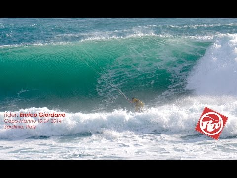 Summer Waves by Enrico Giordano
