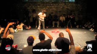 Judges Showcase | Ghetto Style Fusion Concept