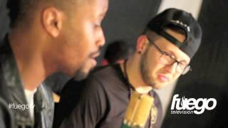 """Acoustic Sessions"" with Andy Mineo (@AndyMineo @CoCampbell @jahrockn @fuegotv)"