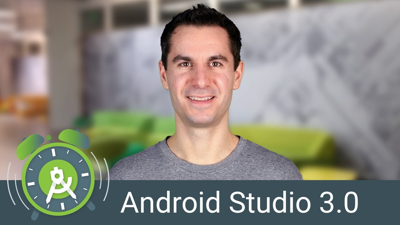 Android Studio 3.0 Canary 1  #Smartphone #Android