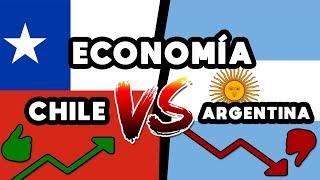 Economía de Chile vs Argentina: Por qué Chile crece y Argentina no? Economistas te lo explican