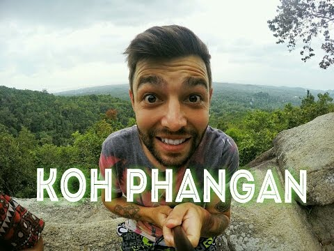 Thailand travel diary (Koh Phangan)