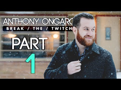"""""""An Unintentional Unproductive Response to Discomfort"""" Break the Twitch w/ Anthony Ongaro (Part 1)"""