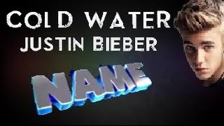 COLD WATER ( JB SONG ) INTRO FOR GRVTGT | EVERYTHING WITH OG