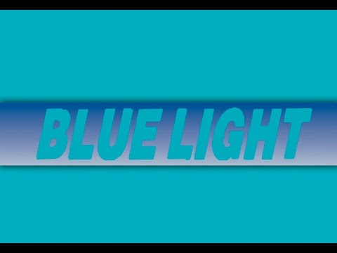 Blue Light [1988] • Full Album