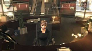 Deus Ex: Human Revolution PC Gameplay Maxed Out