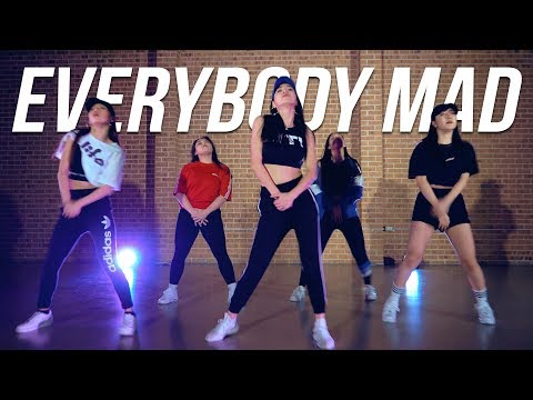 O.T. Genasis - Everybody Mad (feat. Beyoncé) | iMISS CHOREOGRAPHY