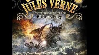 Jules Verne: Die neuen Abenteuer des Phileas Fogg - Folge 3: Krieg in den Wolken (Komplett)