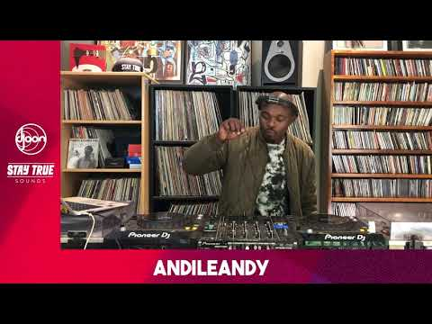 AndileAndy  �€� Djoon x Stay True Sounds livestream takeover (24.04.21)