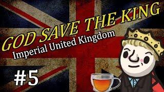 Hearts of Iron 4 - Imperial United Kingdom - Fuhrerreich - Part 5