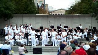 Labor Day Concert at US Navy Memorial (HD)