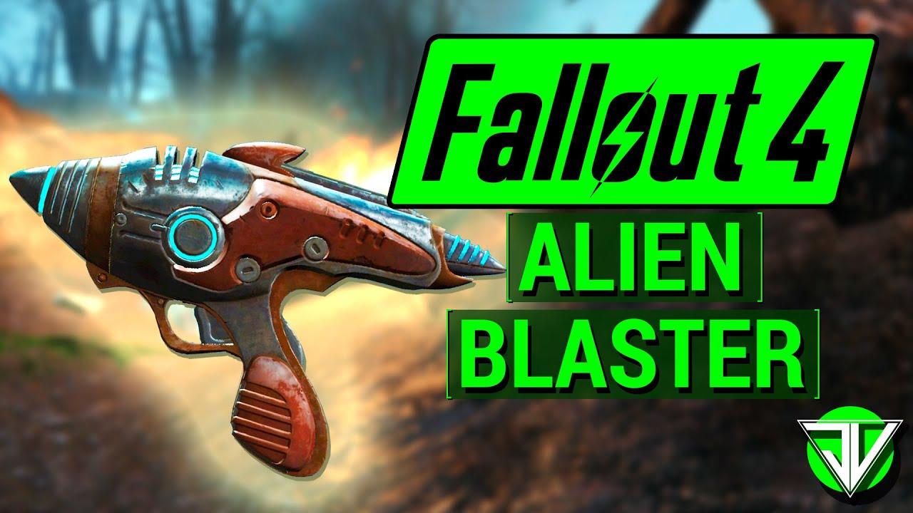 Fallout 4 Ufo