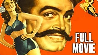 MY FAVOURITE BRUNETTE // Full Comedy Movie // Dorothy Lamour // English // HD // 720p