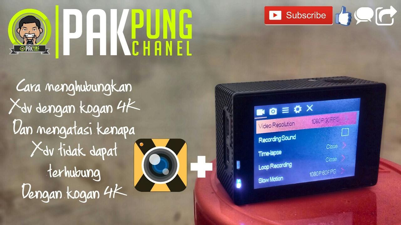 Cara Menghubungkan Kogan 4k Dengan Android Xdv Youtube