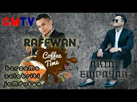 GMTV // Coffee Time // Akim Empayar // QD Record