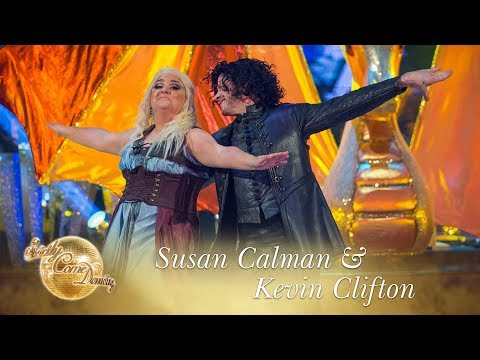 Susan & Kevin Foxtrot to 'Killer Queen' by Queen - Strictly Come Dancing 2017 Mp3