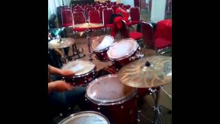 BELAJAR DRUM By Tex Jonathan - IKATAN DRUMMER INDONESIA