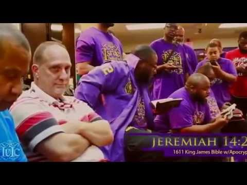 The Israelites: The Barbershop Lesson #Day3...IUIC