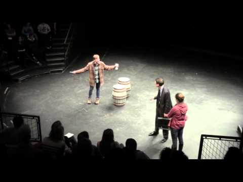 The Murder of Harold French - Play by Play 2014