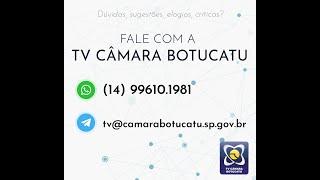 Participe da TV Câmara!
