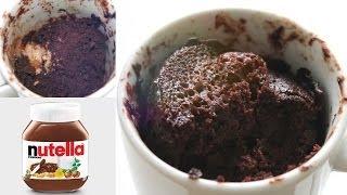 2 min. Nutella Kage Thumbnail