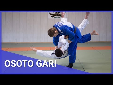 25 Técnicas A Partir do  Osotogari - ( The best judo in the world )