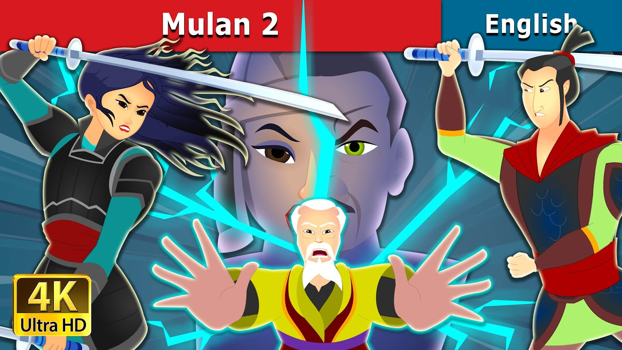 Download Mulan 2 in English   Stories for Teenagers   English Fairy Tales