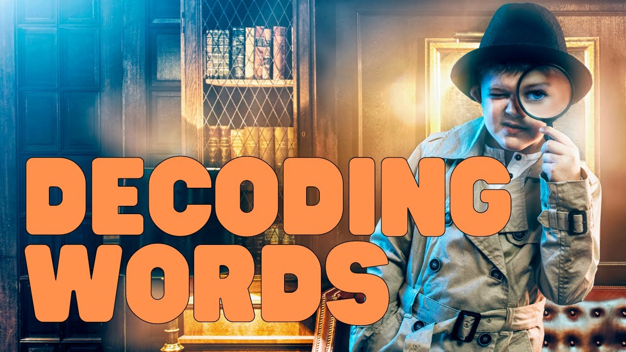 Download Decoding Words | Examples for kids learning how to decode words includes decoding words worksheets