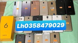 N30/5/2020 Điện thoại cũ giá rẻ cấu hình mạnh giá từ 700k  OPPO F11 REALME 6 samsung A8 lh0358479029