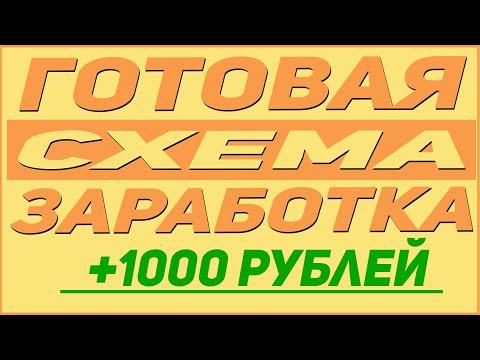 Заработать 1000 рублей в день на Glopart