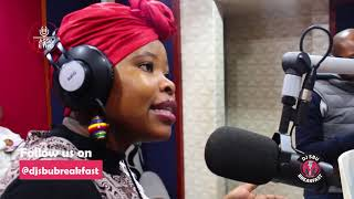 Upcoming Artist Nwabisa Mxakatho Talks about her music journey as well as her Album Iphupho Lami