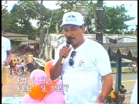 Carnaval Municipio de Amapá ano 1997 part 1