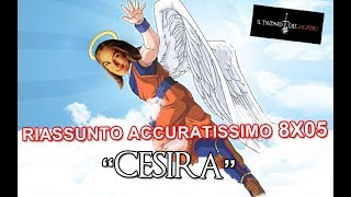 "RECENSIONE GAME OF THRONES 8x05 RIASSUNTO ACCURATISSIMO ""CESIRA\"""