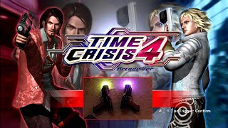 Time Crisis 4 official trailer