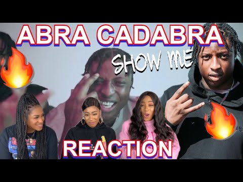 ABRA CADABRA – SHOW ME (Music  video)   REACTION!!